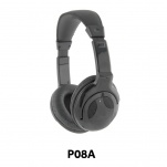 P08A package of 8 41330A Stereo Headphones 3.5mm Plug