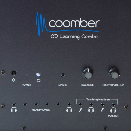 Coomber CD Learning Combo
