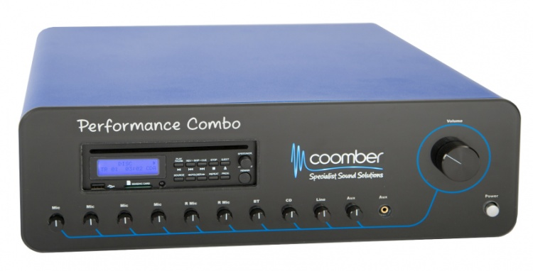 Coomber Audio Equipment 3