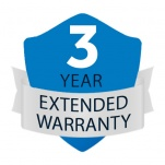 3-yr (1+2) Extended Warranty (PA Combo unit only)
