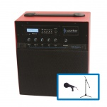 The PA Combo with Mic & Stand Offer