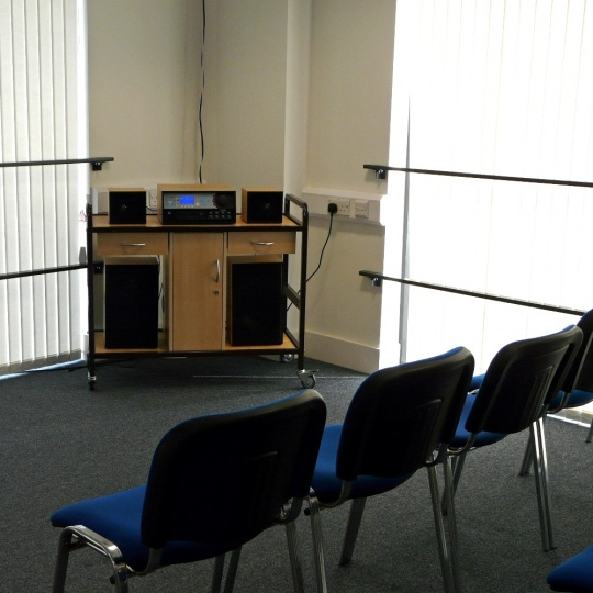 Coomber PA Music Centre 2710