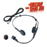 41447 AT1 wireless headband microphone